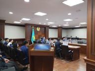В городе Атырау прошло совещание на тему «Порядок проведения комплексной вневедомственной экспертизы, в связи с последними изменениями в Экологическом кодексе РК»