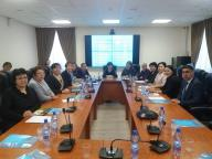 Конференция  по итогам работы за 2017 год ОО «Локальный профсоюз работников РГП «Госэкспертиза»