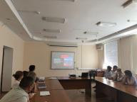 Круглый стол, посвященный проблемам коррупции с участием представителя Департамента Агентства по делам государственной службы и противодействию коррупции РК по Атырауской области