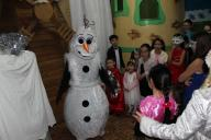 About the children's New Year party for the children of employees of the branch of RSE «Gosexpertiza» in the Western region
