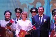 The grand meeting dedicated to Independence Day of the Republic of Kazakhstan
